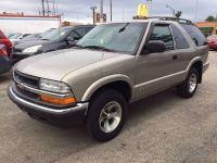2001 Chevrolet Blazer Xtreme 2dr 2WD SUV