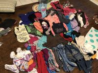 100+ pc lot of girls clothes sizes 7/8