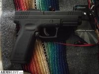 For Sale: Springfield XD 45 tactical black