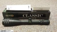 For Sale: Weaver Classic V-Series Rifle Scope 4-16x42mm Fine Crosshair Dot Reticle