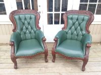 Antique style chairs photo prop