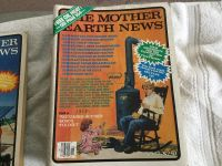 Lot of 7 - Vintage MOTHER EARTH NEWS Magazines (1978/1979)