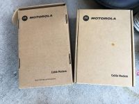 2 Motorola cable modems. Sold separately or together.