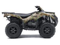 2018 Kawasaki Brute Force 750 4x4i EPS Camo Sport-Utility ATVs North Reading, MA