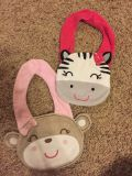 Baby bibs very good condition