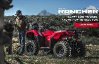 2017 Honda FourTrax Rancher 4x4 DCT EPS Utility ATVs Scottsdale, AZ