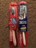 Colgate 360 toothbrushes