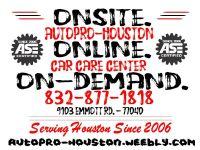 Engine Swaps - Repair - Rebuilt - ALL for LESS at AutoPRO-Houston