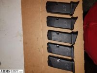 For Sale: Glock 27 (5) magazines 3 with extensions