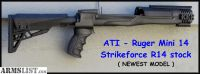 For Sale: ATI ( NEWEST MODEL ) STRIKEFORCE TACTICAL STOCK FOR MINI 14