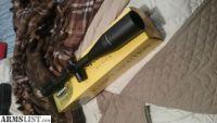 For Sale: Weaver Kaspa 6-18x44 Riflescope