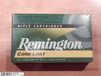 For Sale: REMINGTON 30-06 3006 30.06 150 GRAIN PSP CORE-LOKT 100 rounds