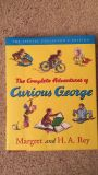 brand new special collector s edition The Complete Adventures of Curious George hardcover
