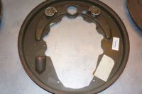 Sell Brake Shield Backing Plate Rear LH Mercedes Unimog S404 4044200944 motorcycle in Fayetteville, Arkansas, United States, for US $19.00