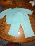 Reebok sweatsuit size 24 months play condition