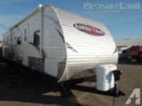 30' Bunkhouse - 2 Slides - Wholesale Priced - Was $33,021