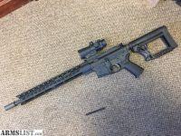 For Sale: Ar15. Custom 3gun