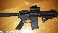 For Sale: AR-15 Pistol