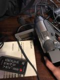 Sony cam recorder $30 MAKE ME AN OFFER