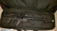 """For Sale: Aero Precision M5E1, 18"""" .308 CMV Complete Rifle"""
