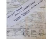 Whirlpool Dryer-Model LER8857EQ0 Wiring Diagram - Schematic