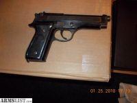 For Sale: Beretta 92FS pistol
