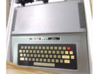 Radio Shack TRS-80 Computer with Power Supply and Cassettes