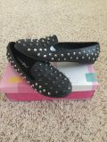 Spiked flats size 8