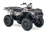 2017 Suzuki KingQuad 750AXi Power Steering Camo Utility ATVs Jonestown, PA