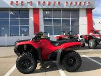 2015 Honda FourTrax Rancher 4x4 DCT EPS Utility ATVs Roca, NE