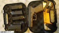For Trade: Glock 23 gen 4. Fde