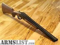 For Sale: STOEGER COACH GUN, 12 GUAGE