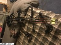 For Sale/Trade: Bear Crux compound bow