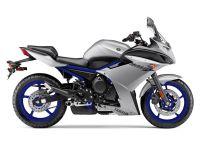 2017 Yamaha FZ6R Sport Motorcycles Lowell, NC