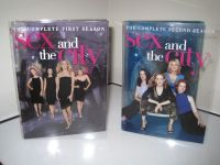 Sex and the City Seasons 1 and 2 HD DVD