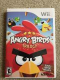 Angry Birds Trilogy Nintendo Wii