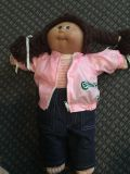 CABBAGE PATCH KIDS GIRL DOLL Good Condition 1978-1982