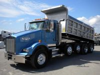 Obtain working capital with your dump truck as collateral