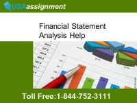 Financial Statement Analysis Assignment Help [Casestudy experts]