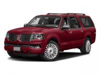 2017 Lincoln Navigator Select (Blue)
