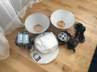 Calumet Product Photography Lighting Lot