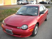 $2,399, 1995 Dodge Neon 2dr Coupe Excellent condition Car