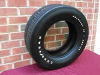 Find G60-15 NOS GOODYEAR POLYGLAS TIRE MOPAR PLYMOUTH DODGE FORD GM GTO 442 BUICK GS motorcycle in East Earl, Pennsylvania, United States, for US $399.00
