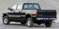 2006 Chevrolet Silverado 2500 Base (White)