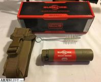 For Sale: 5.56 SOCOM Suppressor from Surefire