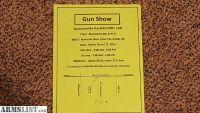 For Sale: Gun Show