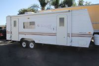 2002 Fleetwood Terry Travel Trailer