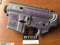 For Sale: No tax!Kansas State AR-15 receiver set cc s accepted