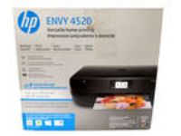 HP Envy 4520 All-in-One Color Photo Printer With Wireless