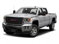 2018 GMC Sierra 3500HD SLE (Summit White)